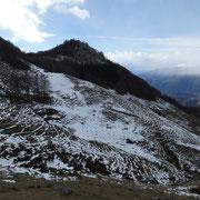 Passo Pairolo 1406 m