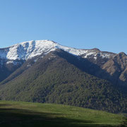 Monte Bar, Caval Drossa e Cima di Screvia