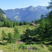 Alpe Cadonighino 1739 m