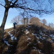 Verso il Monte Sertore