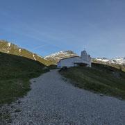 Passo del Lucomagno, Ospizio 1917 m