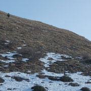 Saliamo al Monte Ferraro