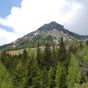 Alpe Nara e poncione di Nara