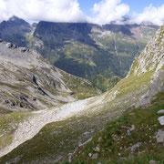 Alp d'Arbeola con il suo laghetto