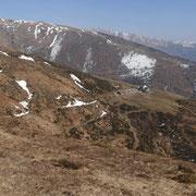 Verso l'Alpe Rompiago
