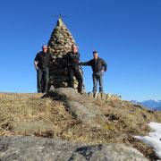 Monte Ferraro 1494 m