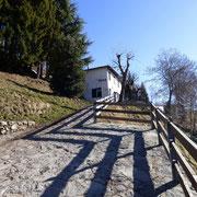Capanna Mara 1140 m