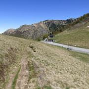 Arrivati all'Alpe di Neggia 1394 m