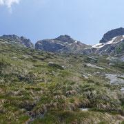 Salita dall'Alp al Lago de Sambrog
