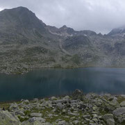 Ober Surettasee 2266 m e Seehorn