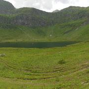 Lago Cadagno, panoramica
