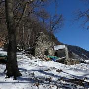 Scignpiàn 1021 m
