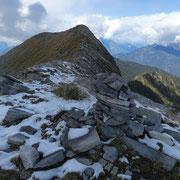 Marmontana cima 2316 m e 2309 m