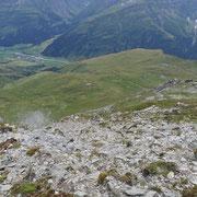 Vista dal Valser Horn