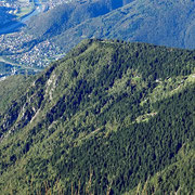 Monti di Saurù e Parusciana