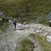 Verso l'Alp Tumpriv