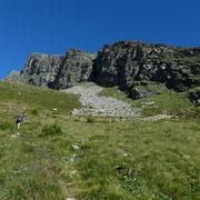 Salita all'Alp de Confin