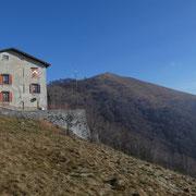 Rifugio Murelli 1200 m e Colmegnone