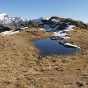 Passo Bareta 2274 m