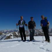 Vetta del Vallone 2131 m