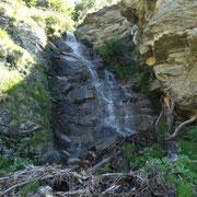 Sentiero per l'Alpe di Provéi