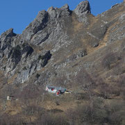 Rifugio Menaggio e Monte Grona