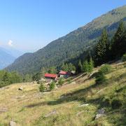 Alpe Forcarid 1713 m