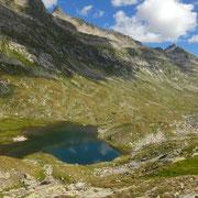 Lago dell'Isra 2322 m