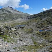 Laghetti della Miniera 2536 m