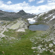 Bassa del Lago Scuro 2501 m