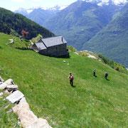 Piansgèra 1409 m