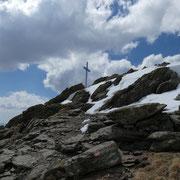 Croce al Prato della Basciotta 2076 m