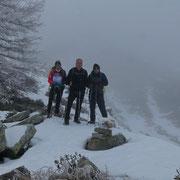 Passo dei Laghetti 2130 m