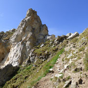 Bocchetta di Sasso Bianco 2414 m