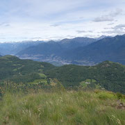 Panorama verso Locarno