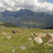 Discesa all'Alp di Stabveder