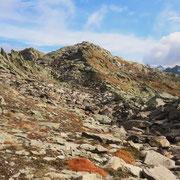 Cima 2628 m