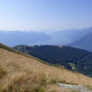 Cimetta e Lago Maggiore