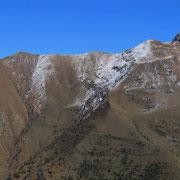 Cima Calescio e Camoghè