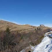Passo San Lucio 1540 m