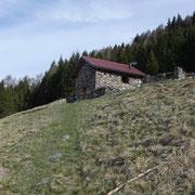 Alpe Domàs 1666 m (Rifugio)
