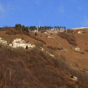 Roncapiano e Monte Generoso