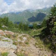 Passo Forca 2113 m