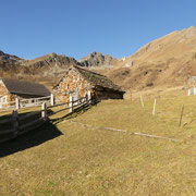 Capanna Piandioss 1860 m