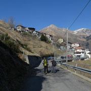 Monti Finsuè - Vegna 1201 m