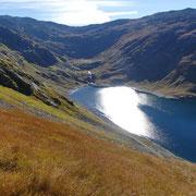 Lago della Sella e Posmeda