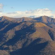 Monte Calbiga e Monte di Tremezzo