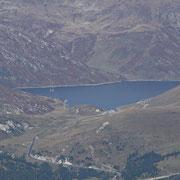 Lago Santa Maria e Passo del Lucomagno