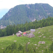 Alpe di Pèu 1725 m