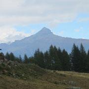 Pizzo di Claro dall'Alpe Arami